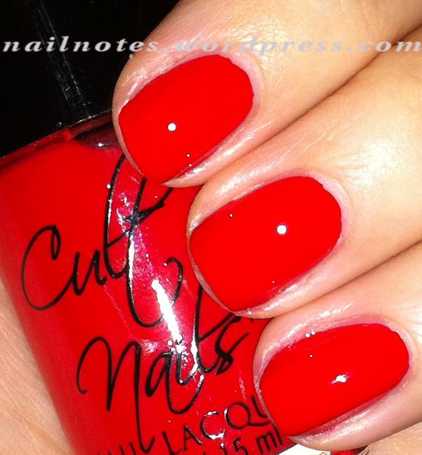 Cult Nails Evil Queen